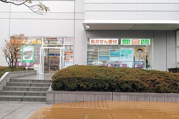新浦安店 外観1
