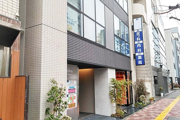 浅草店 外観2